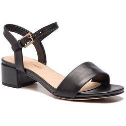 a1896ccf9b47 Sandały CLARKS - Orabella Iris 261393394 Black Leather