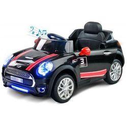 Toyz Maxi pojazd na akumulator samochód Black nowośc