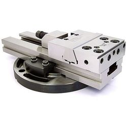 Imadło maszynowe precyzyjne obrotowe 150mm, FPZBO150/300