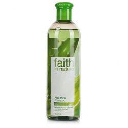 Organiczny szampon z aloesem 400ml Faith In Nature