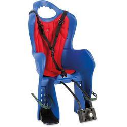 Fotelik rowerowy KROSS na bagażnik Elibas 014BL niebieski