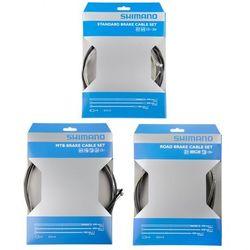Y80098022 Zestaw linek i pancerzy hamulców Shimano MTB / Szosa Y80098022