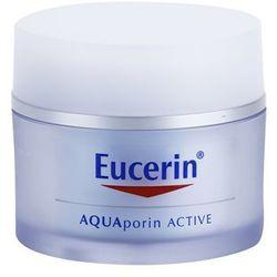 Eucerin Aquaporin Active intensywnie nawilżający krem do suchej skóry 24 h + do każdego zamówienia upominek.