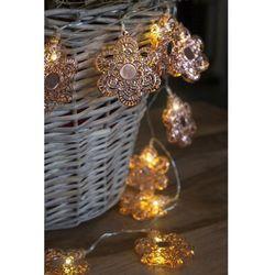 Lampki choinkowe Konstsmide 3144-603, Wewnętrzne, LED, Ciepły biały