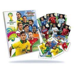 Adrenalyn XL Mega zestaw startowy 2014 FIFA World Cup Brasil