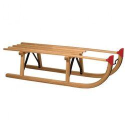 Drewniane sanki Nijdam Davos 80 cm 0272 Zapisz się do naszego Newslettera i odbierz voucher 20 PLN na zakupy w VidaXL!