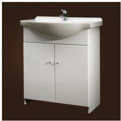 DEFTRANS HIT Zestaw łazienkowy szafka + umywalka 55 026-D-05501+1521-1