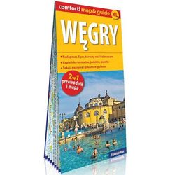 Comfort!map&guide XL Węgry 2w1