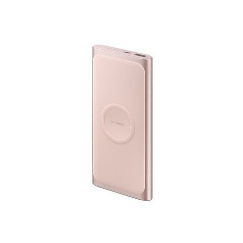 Samsung Wireless Battery Pack - Pink Powerbank - Różowy -
