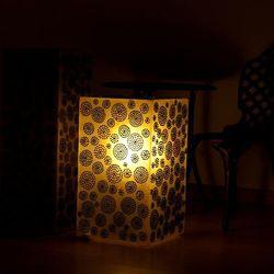 Nowoczesna lampa podłogowa Selene 2