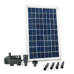Ubbink SolarMax 600 pompa do oczka wodnego zasilana solarnie Zapisz się do naszego Newslettera i odbierz voucher 20 PLN na zakupy w VidaXL!