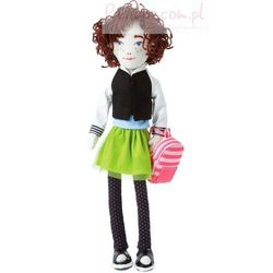 Pluszowa lalka Finch, S.C.O.U.T. Manhattan Toy