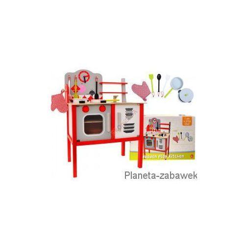 Duza Drewniana Kuchnia Dla Dzieci Garnki Porownaj Zanim Kupisz
