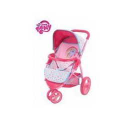 Wózek dla lalek Jogging My Little Pony