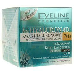 Eveline New Hyaluron Drugiej Generacji 70+ Krem-maska na dzień i noc 50ml