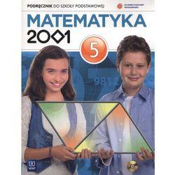 Matematyka 2001 . Klasa 5. Podręcznik (opr. broszurowa)