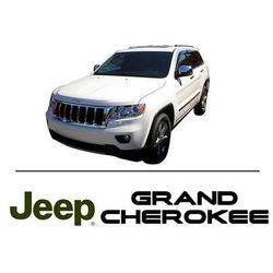 Jeep Grand Cherokee WK2 - Światła do jazdy dziennej LED DRL P27/7W - Zestaw 2 żarówki