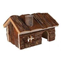 Drewniany domek dla gryzoni Hendrik
