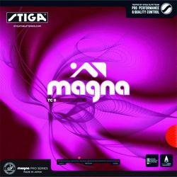 STIGA Magna TC II - Okładzina - Czerwony