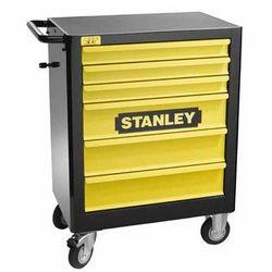 STANLEY Wózek warsztatowy 6 szuflad 94-737 (ZNALAZŁEŚ TANIEJ - NEGOCJUJ CENĘ !!!)
