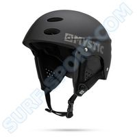 Kask Mystic Crown 2016 Helmet with Earpads Black