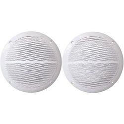 Głośnik do zabudowy Kenford 204500, Moc RMS: 25 W, Impedancja: 8 Ohm, 65 - 20 000 Hz, Kolor: Biały