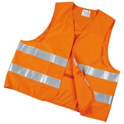 Kamizelka ostrzegawcza High Visibility Bottari, uniwersalny pomarańczowy