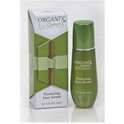 Organix Cosmetix organiczne przeciwzmarszczkowe ochronne serum do twarzy 50ml