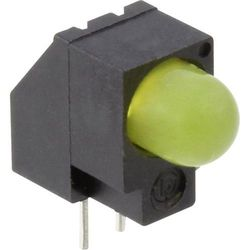 Moduł LED Żółty (DxSxW) 13.62 x 13.08 x 6.1 mm Dialight 550-5308F