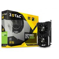 ZOTAC GeForce GTX 1050 Ti OC 4GB DDR5 128BT DP/HDMI/DVI-D/HDCP ZT-P10510B-10L