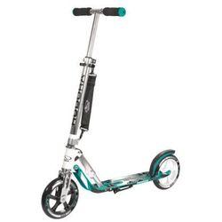 HUDORA Hulajnoga Scooter Big Wheel 205 turkusowa 14751