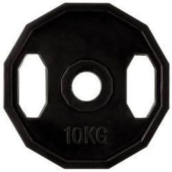 Obciążenie olimpijskie ogumowane 10kg MW-O10g-OLI - Marbo Sport - 10 kg
