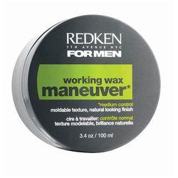 Redken Men's Maneuver Working Wax (100ml)
