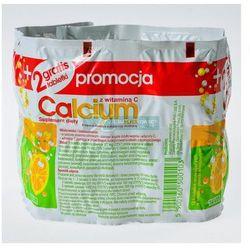 Calcium Pliva z witaminą C tabl.mus. 0,177g Ca+++0,06g Vit.C 14 tabl. (12+2)