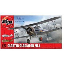 Model do sklejania Gloster Gladiator Mk.I