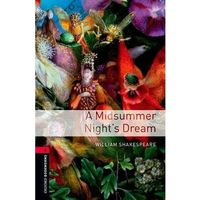 Oxford Bookworms Library: Stage 3: A Midsummer Nights Dream Audio CD Pack