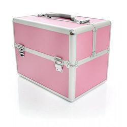 Kuferek Kosmetyczny S - Standardowy Pink