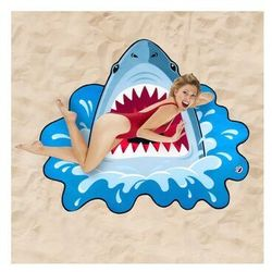 BIG MOUTH INC - Beach Blanket Shark (MULTI) rozmiar: OS