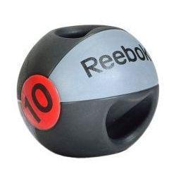 Reebok Piłka lekarska 10 kg (z uchwytem) RSB-10130