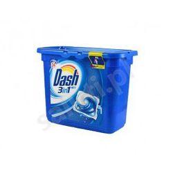 DASH Regolare - Klasyczne, żelowe kapsułki do prania 3w1 (24 szt.)