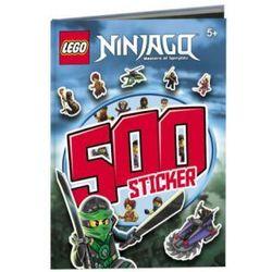 LEGO Ninjago - Das Riesen Rätsel-Stickerbuch