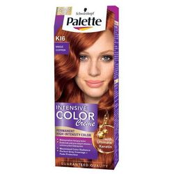 Palette Intensive Color Creme, farba do włosów, KI6 miedź