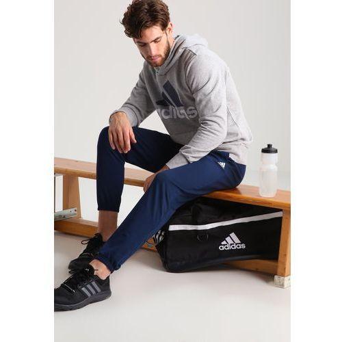 adidas Performance ESSENTIAL LINEAR Bluza z kapturem medium