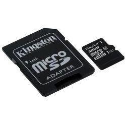 Kingston 32GB microSDHC Class 10 +adapter SD