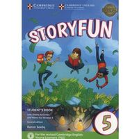 Storyfun 5 Student's Book with Online Activities and Home Fun Booklet 5 (opr. miękka)