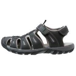 Gioseppo CHAPMAN Sandały trekkingowe black