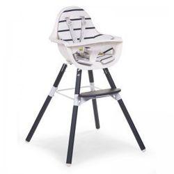Krzesło do karmienia Evolu 2 - 3w1 navy blue