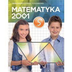 MATEMATYKA 2001 5 SP ZBIÓR ZADAŃ 2013 (opr. broszurowa)