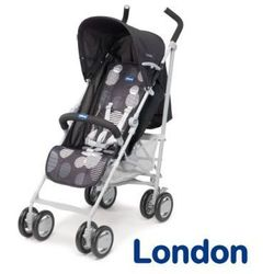 CHICCO Wózek spacerowy z pałąkiem London Up HOOP Kolekcja 2014