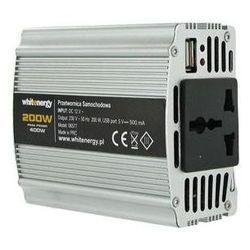 Przetwornica WHITENERGY Przetwornica 12V DC na 230V AC